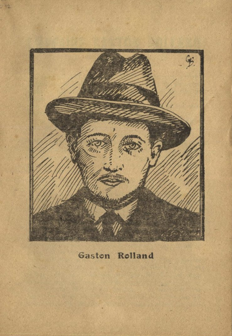 Gaston Rolland