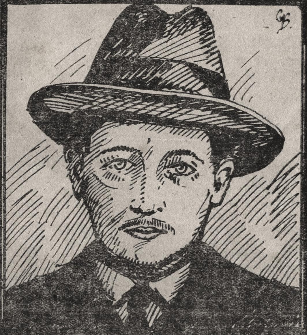 Gaston Rolland, Drawn portrait